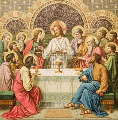 Dernier-repas-du-christ