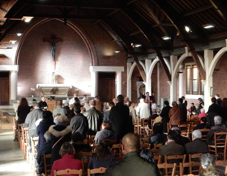 Messe Sainte Marguerite 2015 11