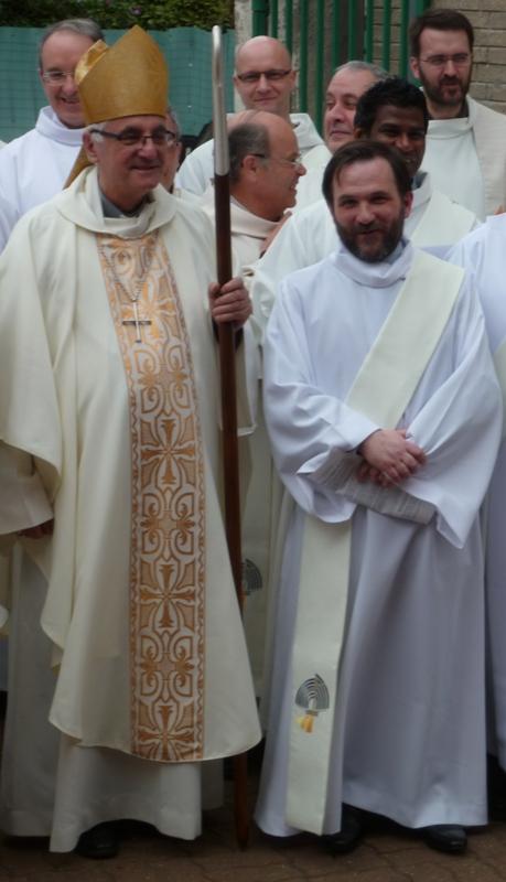 Ordination Jacques Fertil 1