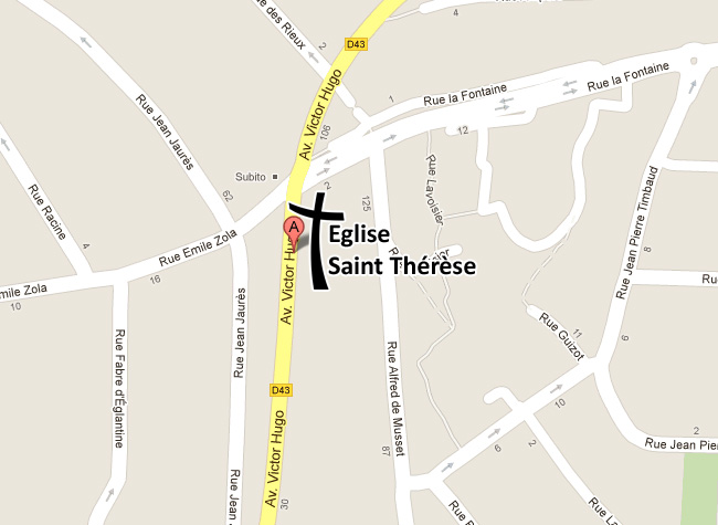 gmap-ste-therese