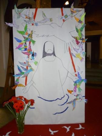 Eveil à la foi Messe des familles 12.01.2013